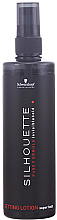 Fragrances, Perfumes, Cosmetics Hair Styling Lotion - Schwarzkopf Professional Silhouette Setting Lotion