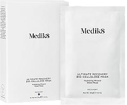 Fragrances, Perfumes, Cosmetics Recovery Bio-Cellulose Mask - Medik8 Ultimate Recovery Bio-Cellulose Mask