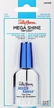 Fragrances, Perfumes, Cosmetics Nail Top Coat and Dry Enhancer - Sally Hansen Mega Shine