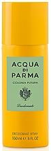 Fragrances, Perfumes, Cosmetics Acqua Di Parma Colonia Futura - Deodorant