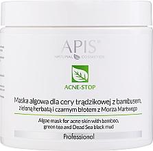 Fragrances, Perfumes, Cosmetics Face Mask - APIS Professional Algae Mask For Acne Skin
