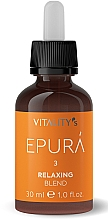 Fragrances, Perfumes, Cosmetics Relaxing Hair Concentrate - Vitality's Epura Relaxing Blend