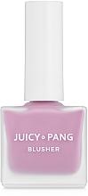 Fragrances, Perfumes, Cosmetics Liquid Face Blush - A'pieu Juicy-Pang Water Blusher (RD01)