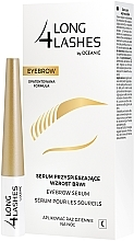 Fragrances, Perfumes, Cosmetics Eyebrow Serum - Long4Lashes Eyebrow Enhancing Serum