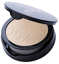 Fragrances, Perfumes, Cosmetics Compact Powder - TopFace Istyle Wet & Dry