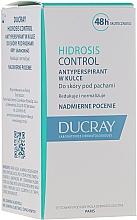 Fragrances, Perfumes, Cosmetics Antiperspirant - Ducray Hidrosis Control Roll-On Anti-Transpirant