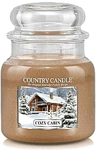 Fragrances, Perfumes, Cosmetics Scented Candle - Country Candle Cozy Cabin