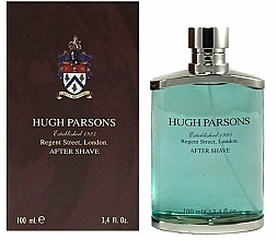 Fragrances, Perfumes, Cosmetics Hugh Parsons Traditional - After Shave Lotion