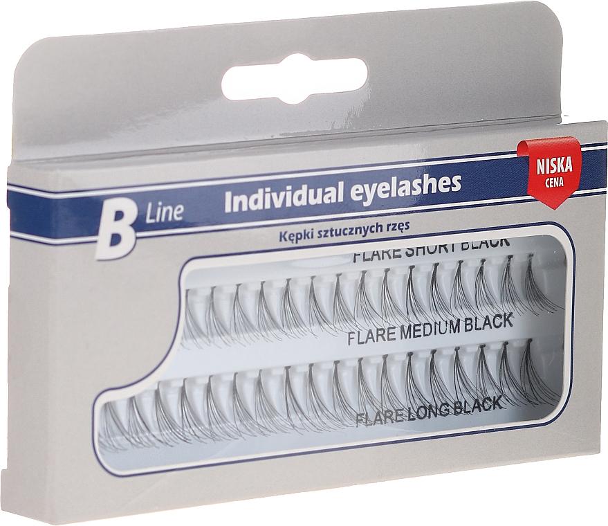 False Lashes, 35975 3 size - Top Choice — photo N1