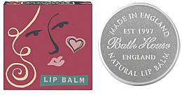 "Fragrances, Perfumes, Cosmetics Lip Balm ""Juicy Plum"" - Bath House Jucy Plum Lip Balm"