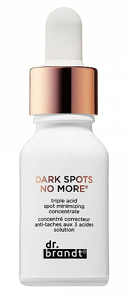 Face Concentrate - Dr. Brandt Dark Sports No More Concentrate