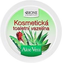 Fragrances, Perfumes, Cosmetics Cosmetic Vaseline - Bione Cosmetics Aloe Vera Cosmetic Vaseline