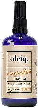 Fragrances, Perfumes, Cosmetics Face, Body and Hair Calendula Hydrolat - Oleiq Hydrolat Calendula