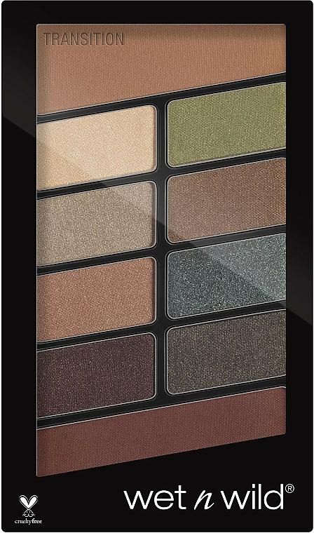 Eyeshadow Palette - Wet N Wild Color Icon 10 Pan Palette