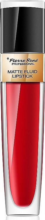 Liquid Matte Lipstick - Pierre Rene Matte Fluid Lipstick