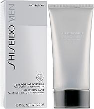 Fragrances, Perfumes, Cosmetics After Shave Gel - Shiseido Men Energizing Formula Gel