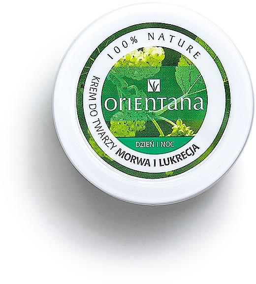 "Face Cream ""Mulberry and Licorice"" - Orientana Face Cream Mulberry & Licorice"