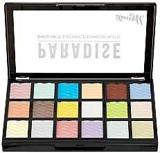 Fragrances, Perfumes, Cosmetics Eyeshadow Palette - Barry M Baked Eyeshadow Palette Paradise
