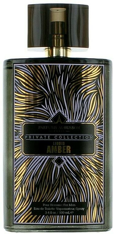 Aubusson Liquid Amber - Eau de Toilette  — photo N1
