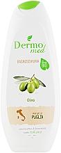Fragrances, Perfumes, Cosmetics Olive Bath Foam - Dermomed Bath Foam