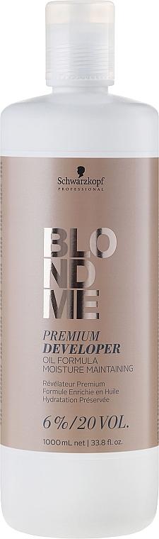 Developer 6% - Schwarzkopf Professional Blondme Premium Developer 6%