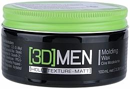 Fragrances, Perfumes, Cosmetics Hair Styling Wax - Schwarzkopf Professional 3D Mension Molding Wax