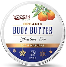 "Fragrances, Perfumes, Cosmetics Body Butter ""Christmas Time"" - Wooden Spoon Christmas Time Body Butter"