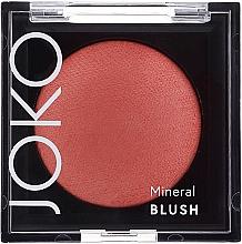 Fragrances, Perfumes, Cosmetics Mineral Facial Baked Blush - Joko Mineral Blush
