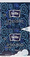 Fragrances, Perfumes, Cosmetics Daily Sanitary Pads Ideale Ultra Regular StayDrai, 20 pcs - Bella