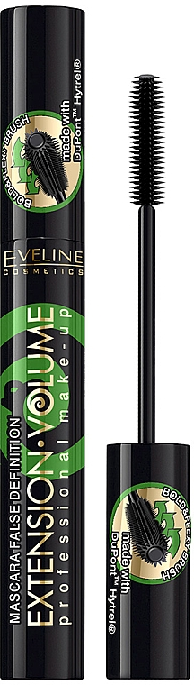 Lash Mascara - Eveline Cosmetics Extension Volume Professional Mascara