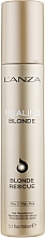 Fragrances, Perfumes, Cosmetics Blonde Hair Reconstructor Cream - L'anza Healing Blonde Rescue