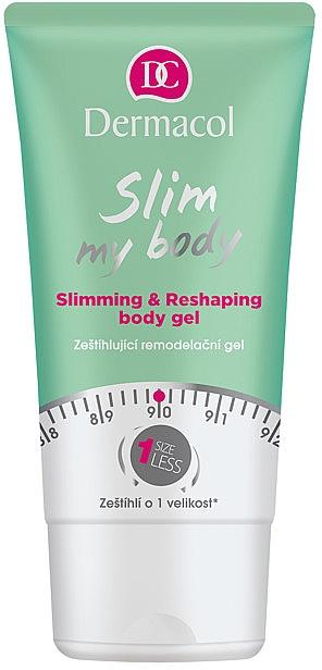 Modelling Body Gel - Dermacol Slim My Body Slimming & Reshaping Gel