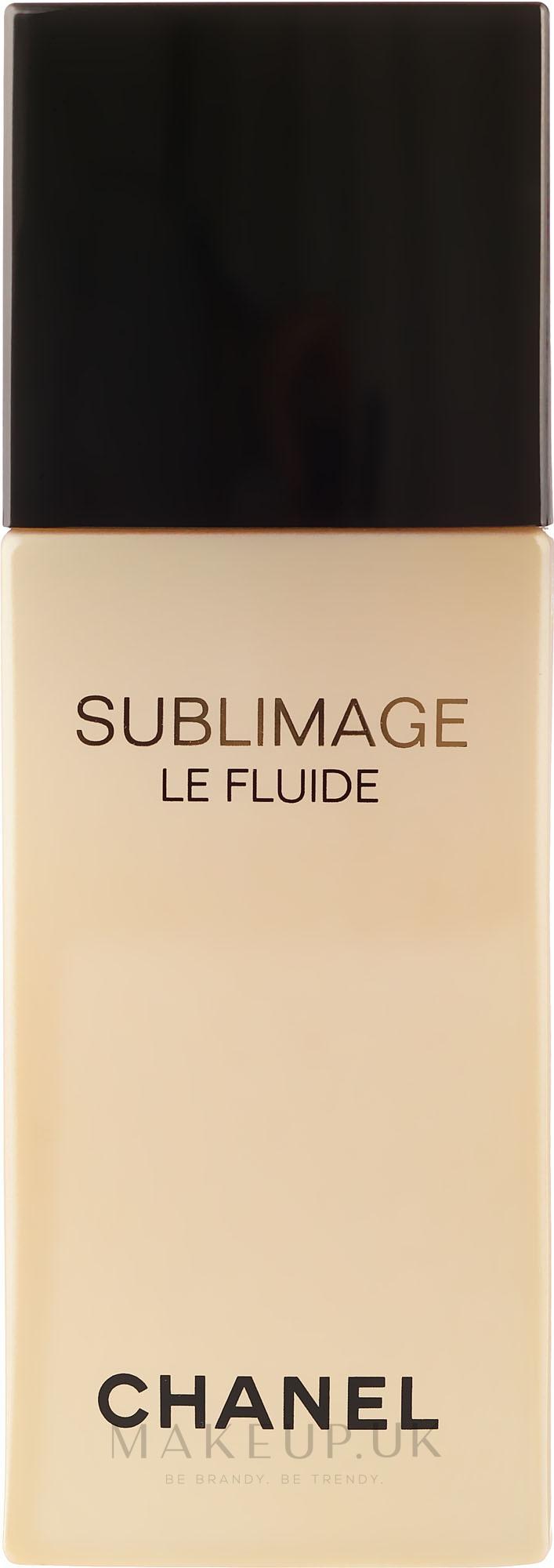 Fundamental Regenerating Fluid - Chanel Sublimage Le Fluide Ultimate Skin Regenerating — photo 50 ml