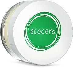 Fragrances, Perfumes, Cosmetics Banana Loose Powder for Dry and Sensitive Skin - Ecocera Banana Loose Powder