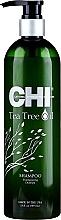 Fragrances, Perfumes, Cosmetics Tea Tree Oil Shampoo - CHI Tea Tree Oil Shampoo