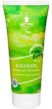 Fragrances, Perfumes, Cosmetics Moringa Shower Gel - Bioturm Moringa Shower Gel No.73