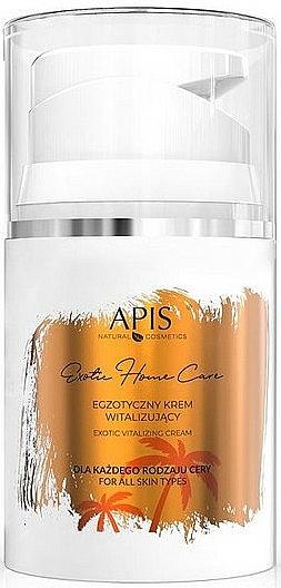 Face Cream - Apis Professional Exotic Home Care Vitalizing Cream