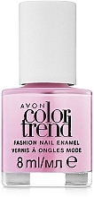 Fragrances, Perfumes, Cosmetics Nail Polish - Avon Color Trend Nail Enamel