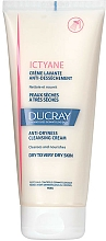 Fragrances, Perfumes, Cosmetics Face & Body Cleansing Cream - Ducray Ictyane Anti-Dryness Cleansing Cream Face & Body