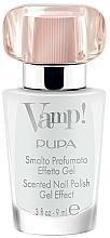 Fragrances, Perfumes, Cosmetics Gel Polish - Pupa Smalto Profumato Effetto Gel