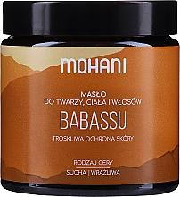 "Fragrances, Perfumes, Cosmetics Face & Body Oil ""Babassu"" - Mohani Babassu Rich Batter"