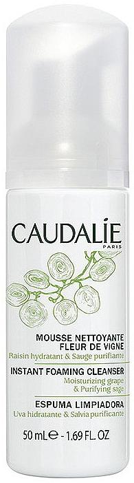 Cleansing Mousse - Caudalie Mousse Nettoyante Fleur Vigne — photo N1