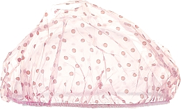 Fragrances, Perfumes, Cosmetics Shower Cap, 9298, pink - Donegal