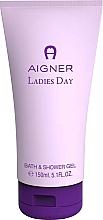 Fragrances, Perfumes, Cosmetics Aigner Ladies Day Bath & Shower Gel - Shower Gel