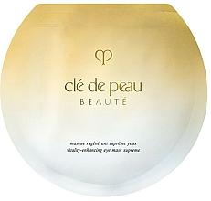 Fragrances, Perfumes, Cosmetics Enhancing Eye Mask - Cle De Peau Beaute Vitality-Enhancing Eye Mask Supreme