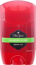 Fragrances, Perfumes, Cosmetics Deodorant Stick - Old Spice Danger Zone Deodorant Stick