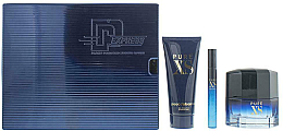 Fragrances, Perfumes, Cosmetics Paco Rabanne Pure XS - Set (edt/50ml + edt/mini/10ml + sh/gel/100ml)