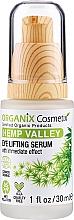 Fragrances, Perfumes, Cosmetics Lifting Eye Serum - Organix Cosmetix Hemp Valley Eye Lifting Serum