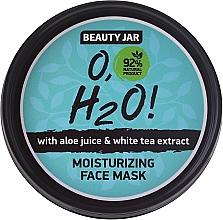 Fragrances, Perfumes, Cosmetics Moisturizing Face Mask - Beauty Jar O,H2O Moisturizing Face Mask