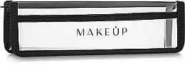 "Fragrances, Perfumes, Cosmetics Silicone Makeup Bag ""Allvisible"" 24x8x7 cm - MakeUp"